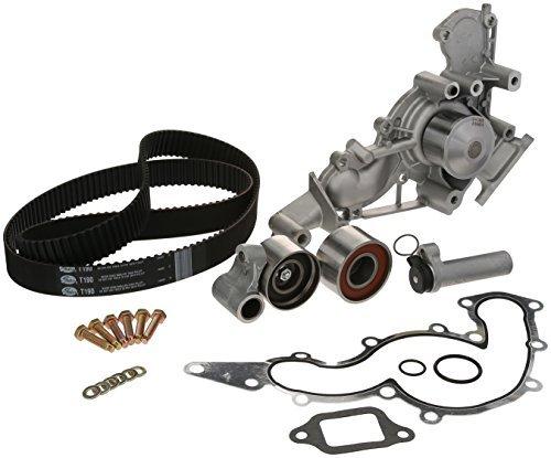 Gates TCKWP190 Engine Timing Belt Kit with Water Pump