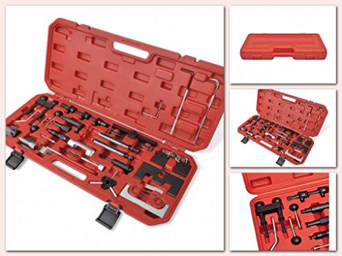 VW Audi Vag Engine Timing Adjusting Locking Camshaft Timing Belt Tool Kit AFB AKE AKN AYM BAU BCZ BDG BDH BFC- House Deals