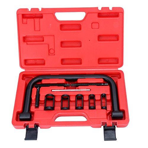 8milelake Valve Clamps Spring Compressor Automotive Tool Set Repair Tool