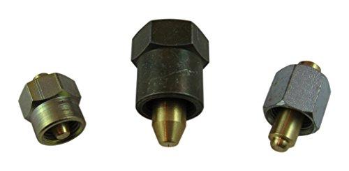 AccurateDiesel Duramax Diesel Injector Block-Off Tool  Cap SET fits LB7 LLY LBZ LMM LML LGH 2001 - 2016
