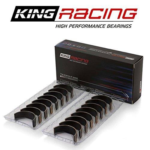King Engine Bearings MB5243XP025 Crankshaft Main Bearing Set