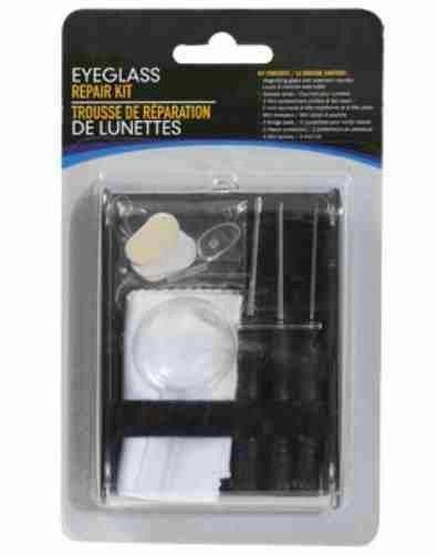 Travel Eyeglass Repair Portable Optical Emergency Kit