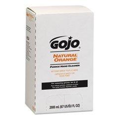 GOJ7255 - Natural Orange Pumice Hand Cleaner Refill