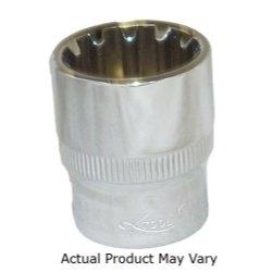 KTI KTI20712 Spline Socket 38 Dr 12mm