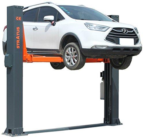 Stratus BasePlate 12000 lbs Capacity Car Lift Auto Hoist