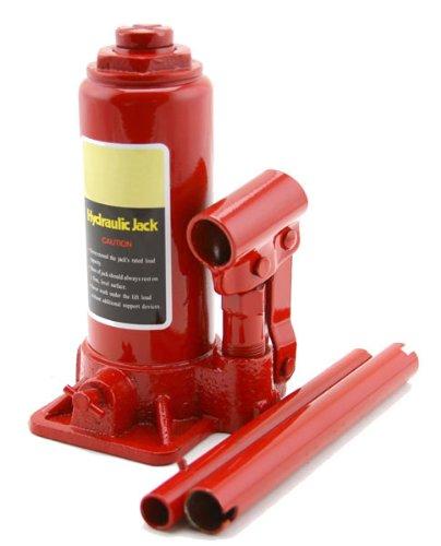 XtremepowerUS 4 Ton Hydraulic Bottle Jack