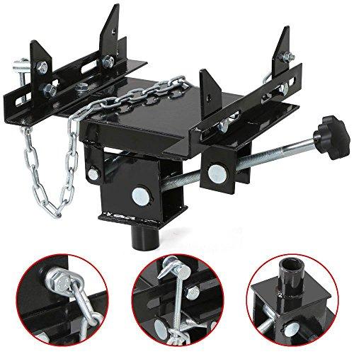 Yaheetech 12 Ton Transmission Hydraulic Jack Adaptor Universal Fit
