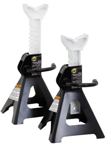 Omega 32035B Black Jack Stand - 3 Ton Capacity