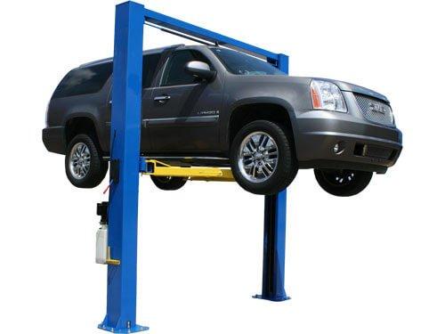 Atlas Equipment ATEATPKOHX10000X 10000 lb Capacity Overhead 2-Post Lift