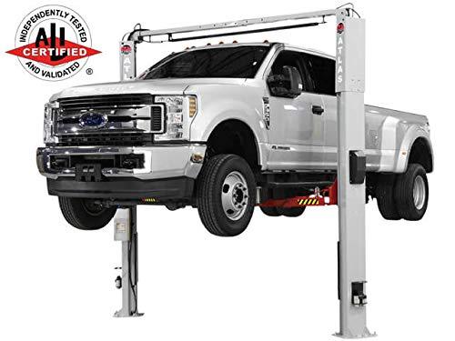 Atlas Platinum PVL-10 ALI Certified 10000 Lbs Adjustable Height 2 Post Overhead Car Lift