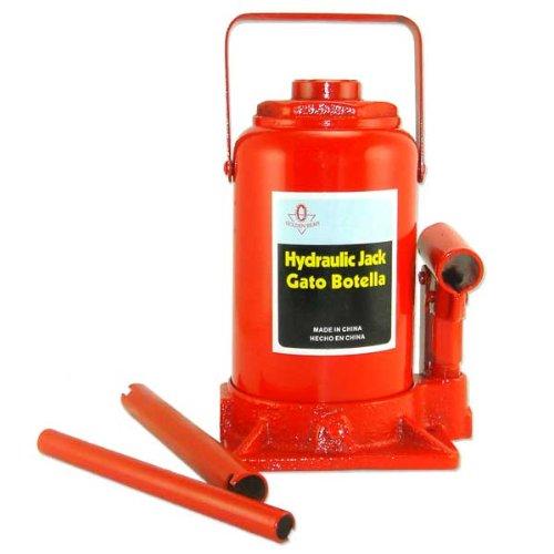 2 - 8 Ton Bottle Jacks Automotive Hydraulic Lift 16000 Lb Capacity