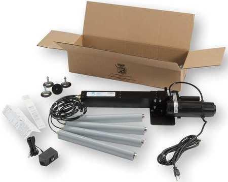 Hydraulic Lift Kt 4 Post Elctrc 1000 lb