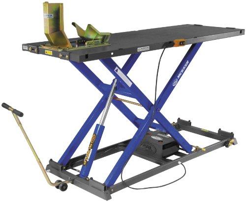 K&L Supply MC655R 2000lb Hydraulic Lift - Blue 35-6568
