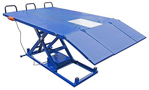 Kernel 2200 lb Motorcycle UTV ElectricHydraulic Lift Table