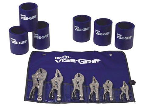 IRWIN Tools VISE-GRIP Locking Pliers 6-Piece Set 641MT