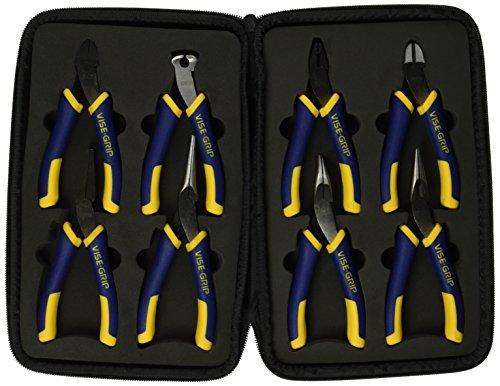 IRWIN VISE-GRIP Pliers Set with Case 8 Pieces 2078714
