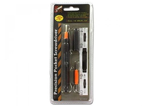 4-In-1 Precision Pocket Screwdriver - Set of 72 Tools Screwdrivers