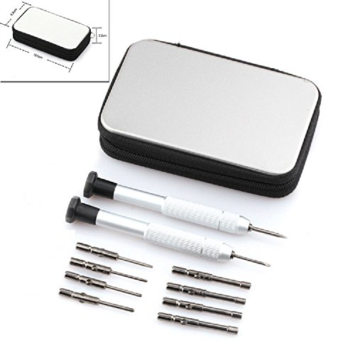 SinHan Mini Eyeglass Glasses Watches Cellular Phones Pocket Screwdrivers Set by-Kit Set Watch Repairing Tool Optical InstrumentImported electric screwdriver