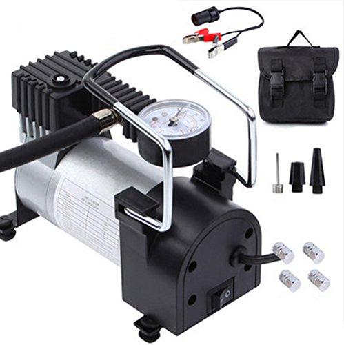 965 Portable Super Flow 12V 120PSI Car Pump Air Compressor Auto Electric Tire Inflator