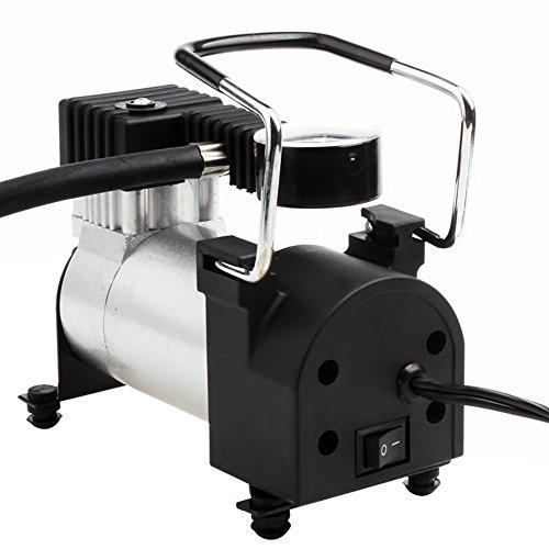 Portable Super Flow DC 12V 100PSI Air Compressor Tire Inflator Car Air Pump Car Pumps Electric Car Air Compressor