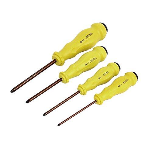 Screwdriver - PENGGONG 3mm 4mm 5mm 6mm Magnetic Y Tip S2 Steel Tri-wing Screwdriver 4pcs
