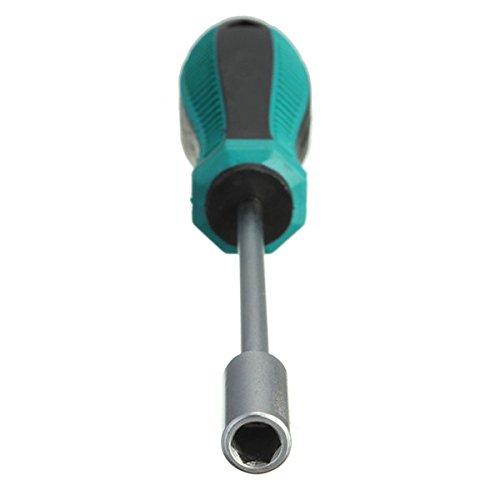 55mm CRV Socket Wrench Screw Driver Metal Hex NUT Key Screwdriver