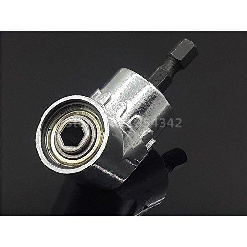 105 Degrees 14 Hex Shank Magnetic Adapter Bending Drills Reversible Ratchet Screwdriver Adjustable Power Driver Tools