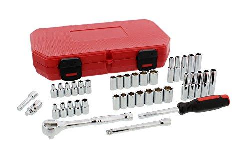ABN 39 Piece 14 Inch Drive Socket Set – CV Steel