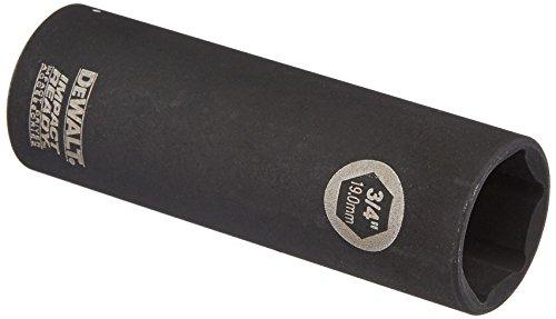 DEWALT DW22902 34-Inch IMPACT READY Deep Socket for 12-Inch Drive