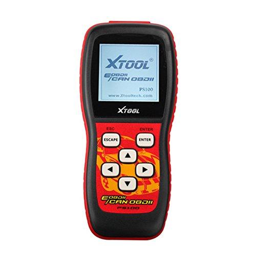 XTOOL PS100 EOBD2 CAN OBD2 Code Scanner Auto Diagnostic Tool