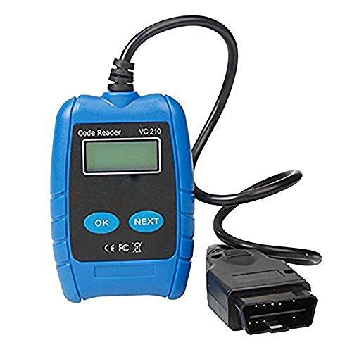 ETTG VC210 VAG CAN BUS Fault OBD OBD2 Code Reader Scanner ABS Air Bag Reset VC210 Car Accessory