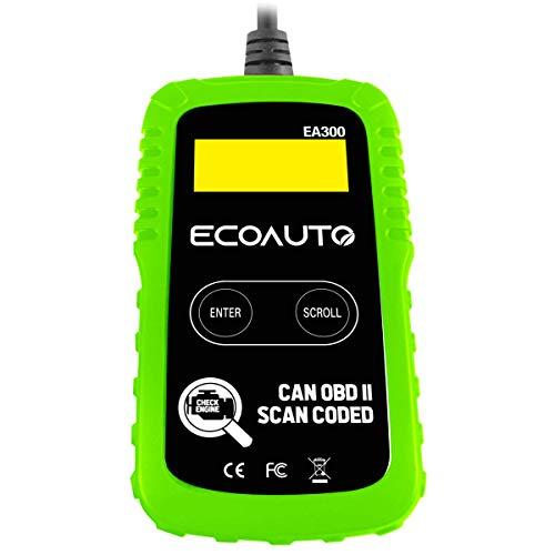OBD2 Car Scan Tool - Professional Mechanic OBDII Diagnostic Car Code Reader for Check Engine Light - Diagnoses Over 3000 Car Codes - Automotive Engine Fault Reader Scanning Device for 1996 Vehicles