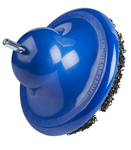 Mueller-Kueps 433 502M Blue 160mm Diameter Wheel Hub Grinder
