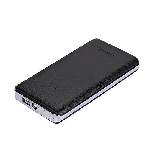 drirectFTA Power Kit Car Jump Starter Kit Multi-Function 5V 2A USB Emergency SOS