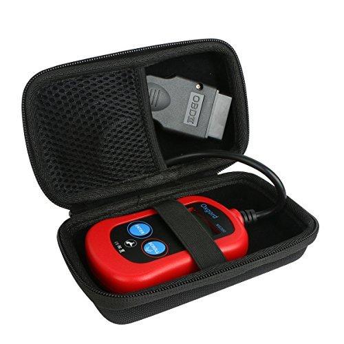 Khanka Travel Case Bag For OBD2 Scanner OBDII Code Reader - Scan Tool for Check Engine Light