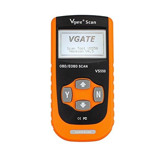 Vgate VS550 Automotive OBDEOBD Code Reader Tool VS550 Diagnostic Scan Tool