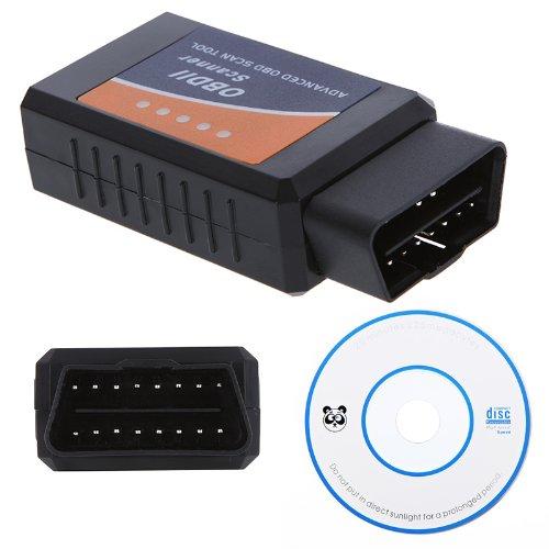 Kingzer ELM327 OBDII OBD2 V15 CAN-BUS Bluetooth Car Diagnostic Interface Scanner