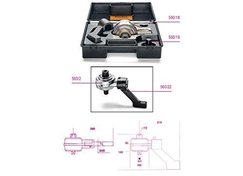 Beta 5602 34 Drive Torque Multiplier 1300 NM Torque Range 51 Ratio