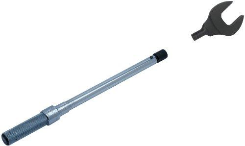 CDI 200NMIMH Micrometer Adjustable Torque Wrench Interchange Head Torque Range 40 to 200 Newt