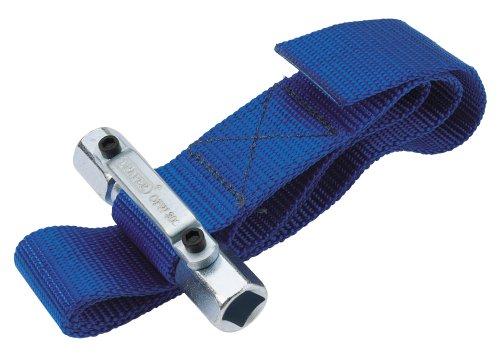 Draper 280mm Capacity Oil Filter Strap Wrench