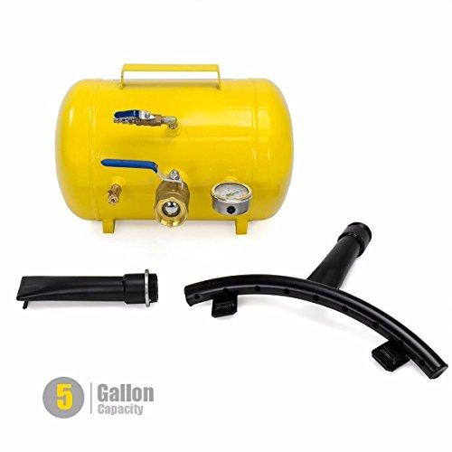New rapid pump 5 Gallon Air Bead Seater Tire Tool Blaster Wheel Tool shop