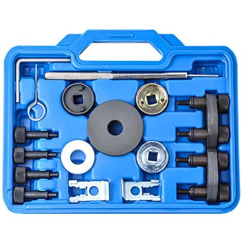 MIKKUPPA Engine Camshaft Locking Alignment Timing Tool Kit for Audi VW Skoda VAG 18 20 TFSI EA888 SF0233 T10352