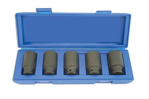 Laser - 3346 Hub Nut Socket Set 5pack qty