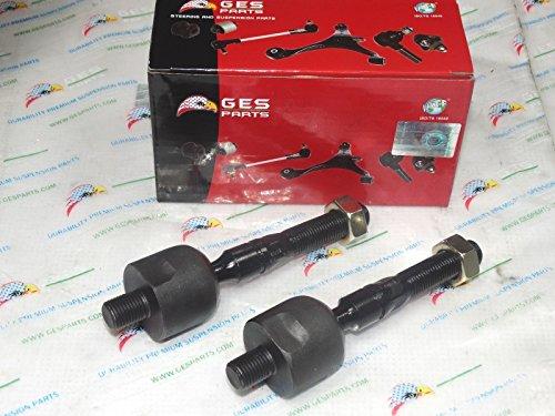 2PCS FRONT INNER TIE ROD END 2003-2007 HONDA ACCORD 30L 2997CC V6 EV80208
