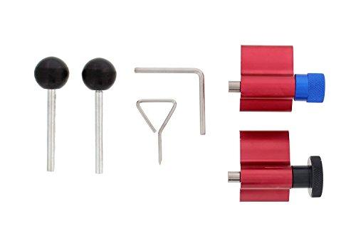 ABN Diesel Engine Timing Tool Kit Timing Set - Camshaft Locking Tool Timing Belt Tool Kit Belt Tensioner Tool Pins
