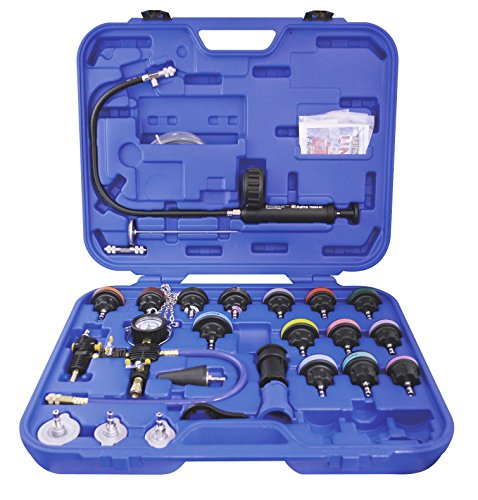 Astro Pneumatic Tool 78585 Universal Radiator Pressure Tester Vacuum Type Cooling System Kit