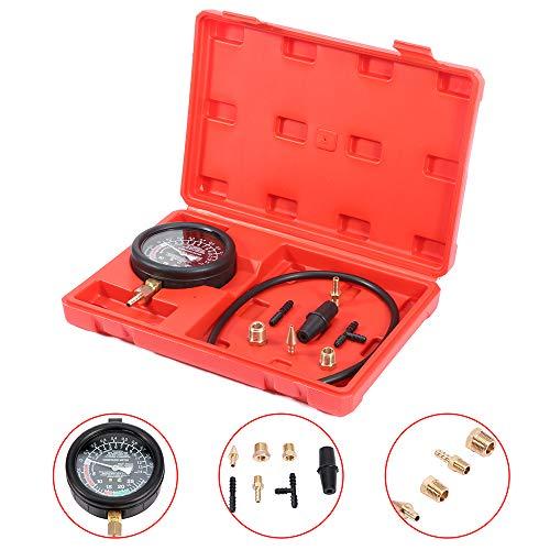 SCITOO Carburetor Valve Pressure Fuel Pump and Vacuum Tester Kit Fits for Car Truck