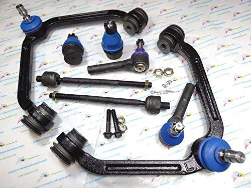 1 Piece Design Control Arm 8PCS Front Suspension Kit Explorer Sport Trac EV81003