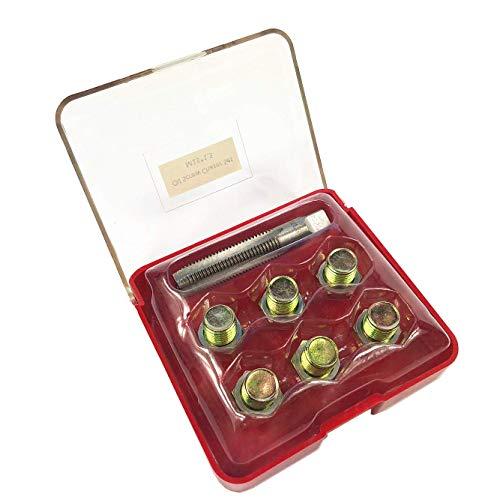 Best Q M13 x 15MM Oil Drain Plug Tap Thread Repair Kit Oil Pan Screws Rethread Tool