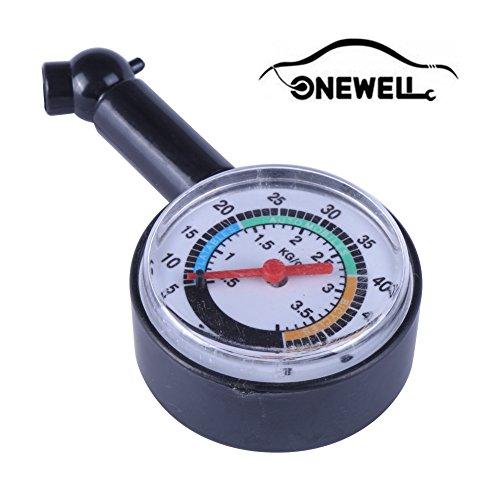 Onewell Premium Tire Pressure Gauge Suit for car motobike-35PSI